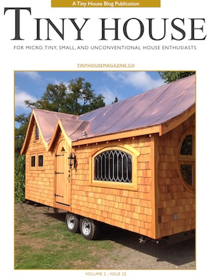 Tiny House Magazine Issue 22