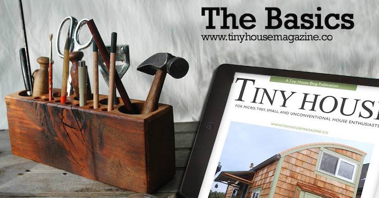 Tiny House Magazine Issue 25