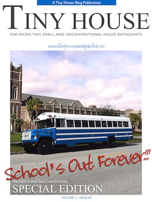 Tiny House Magazine issue 29