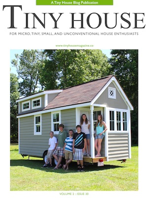 Latest Issue Archives Tiny House Magazine
