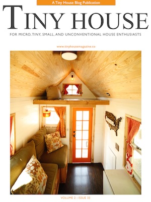 Tiny House Magazine Issue 33