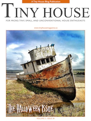 Tiny House Magazine Issue 34