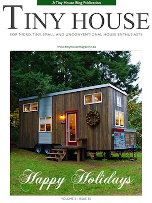 Tiny House Magazine 36