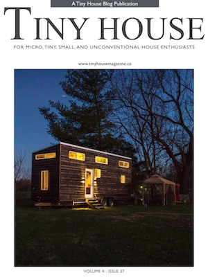 Tiny House Magazine Issue 37