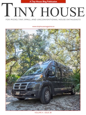 Tiny House Magazine Issue 38