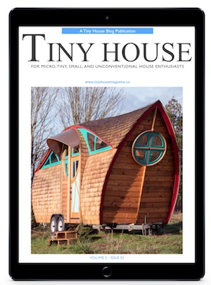 Tiny House Magazine Issue 42
