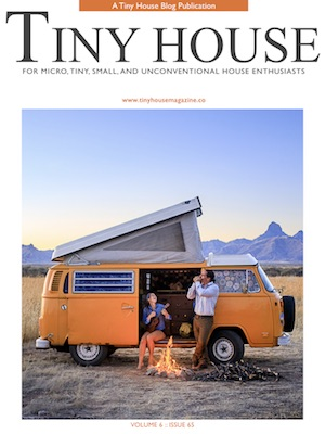 Tiny House Magazine Issue 65