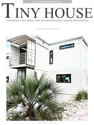 Tiny House Magazine Issue 77